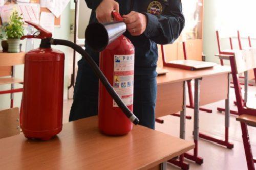 Заключение о пожарной безопасности при открытии бизнеса