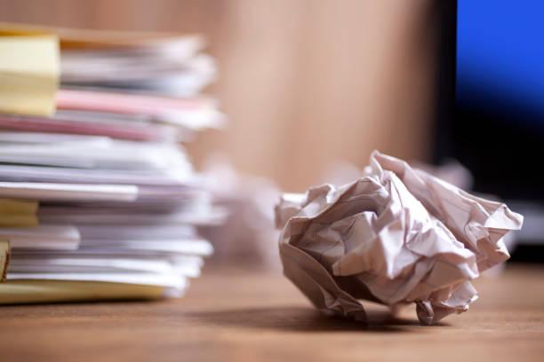 Отходы в офисе